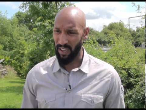 Nicolas Anelka's first Albion interview: Extended version