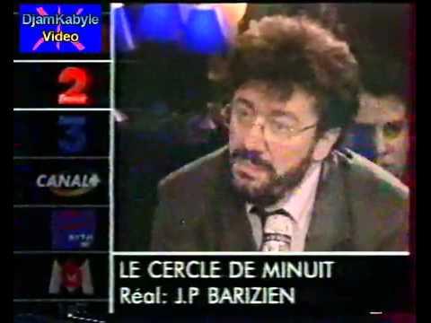 Matoub Lounes_Zapping France 2_Le Cercle de Minuit.  YouTube.FLV