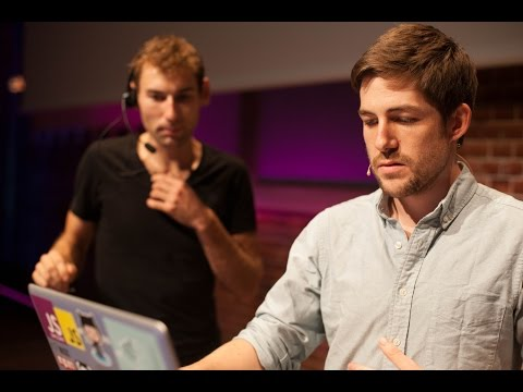 Jan Monschke: Using the web for music production and for live performances | JSConf EU 2014