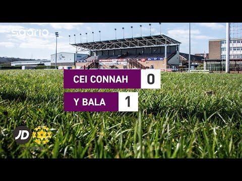Connahs Q. Bala Town Goals And Highlights