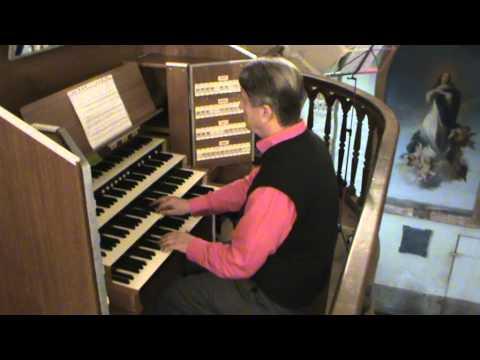 Bach choral  BWV639 Ich Ruf