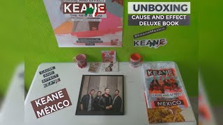 Baixar Keane México Cause and effect - Deluxe Book Unboxing