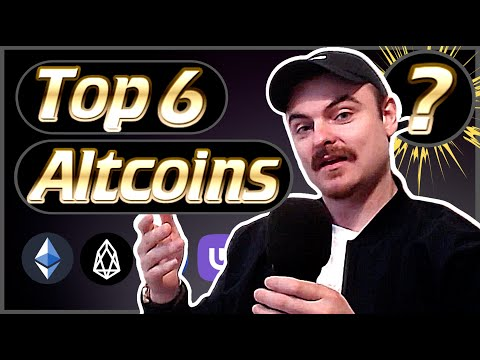 6 Altcoins You NEED To Watch In 2020/2021!!!
