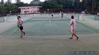 20210611_테니스연습
