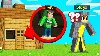 HIDE And SEEK As TINY MINECRAFT Characters! (Impossible)