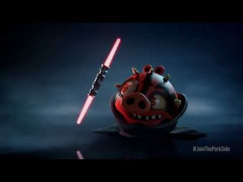 Angry Birds Star Wars II: Darth Maul Teaser Trailer
