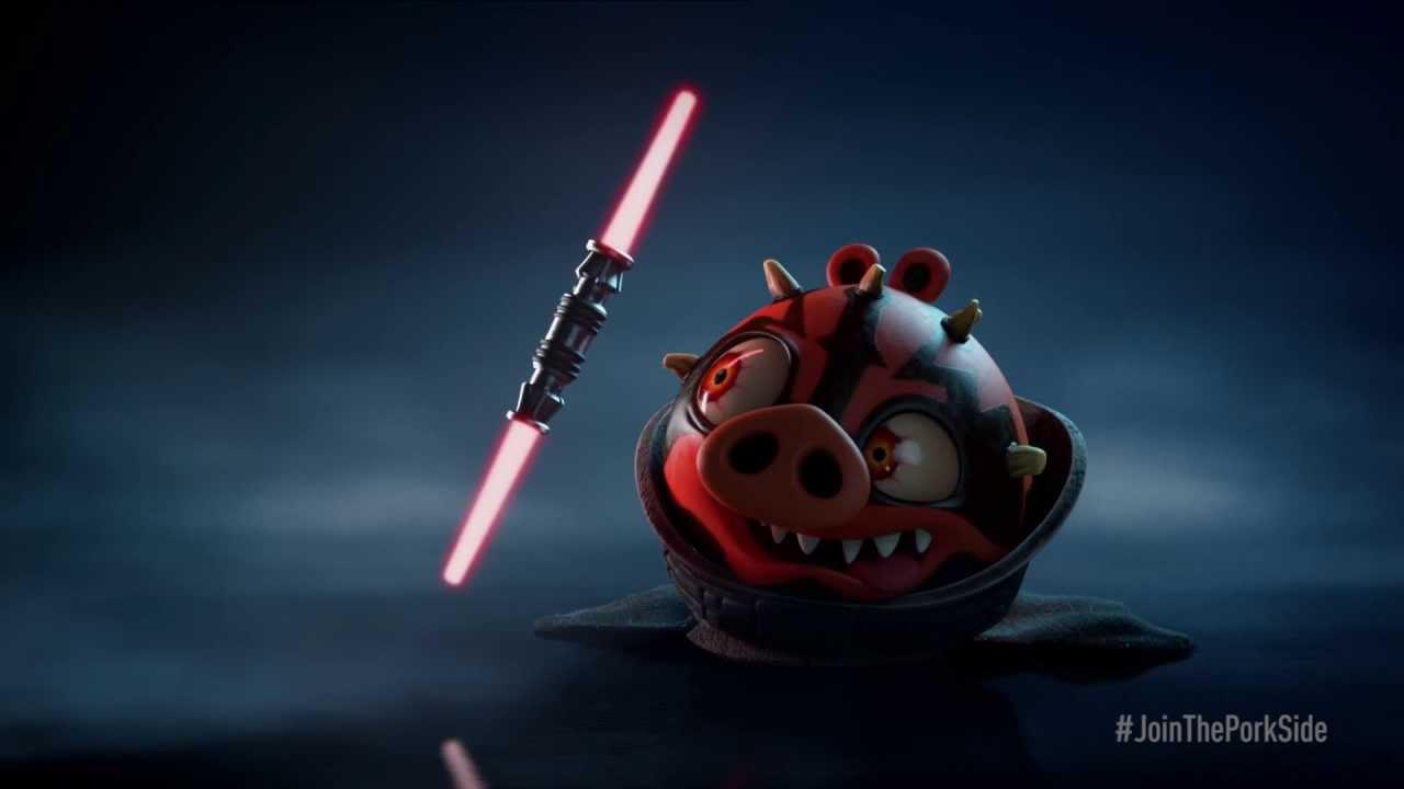 Angry Birds Star Wars II Darth