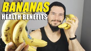 ?Amazing Benefits of Eating Bananas In Your Diet | Healthy Living