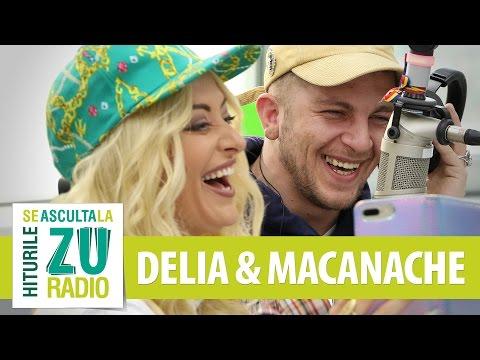 Delia & Macanache - Ramai cu bine (Live la Radio ZU)
