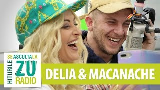 Delia &amp Macanache - Ramai cu bine (Live la Radio ZU)