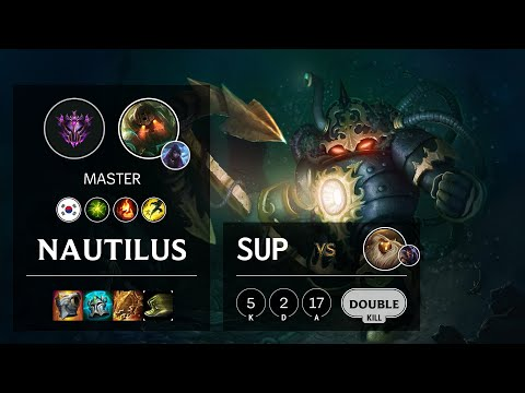 Nautilus Support vs Bard - KR Master Patch 10.14