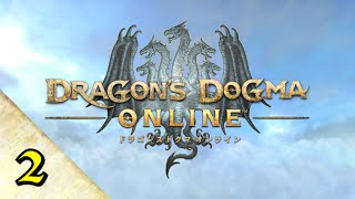 【DDO】ドラゴンズドグマオンライン#2【ろろ・キョん】