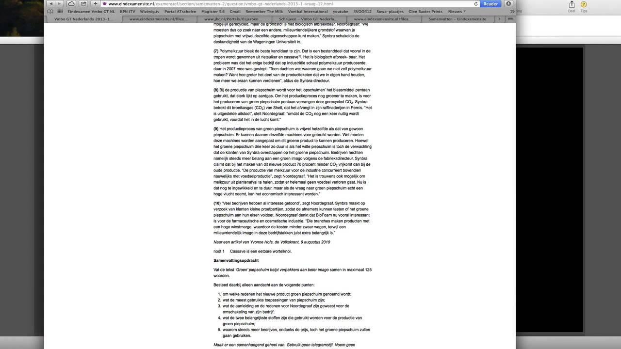 voorbeeld zakelijke brief nederlands examen vmbo Vmbo eindexamen uitleg samenvatting   YouTube