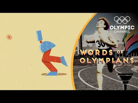 Wings of an Eagle - Billy Mills | Words of Olympians