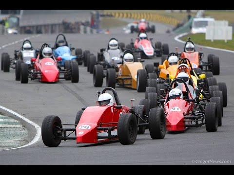 Irish Formula Vee 2015 Round 1 - B&C Race Mondello Park