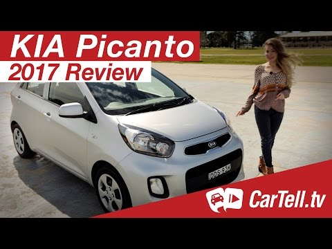 Kia Picanto 2017 – Review