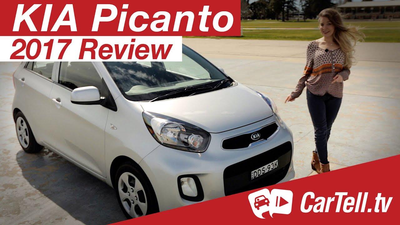 Kia Picanto 2017 Review Youtube