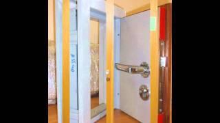 видео Монтаж противопожарных дверей в жилых и общественных помещениях