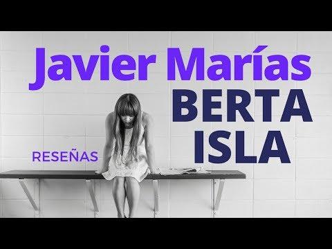 javier-marías:-berta-isla