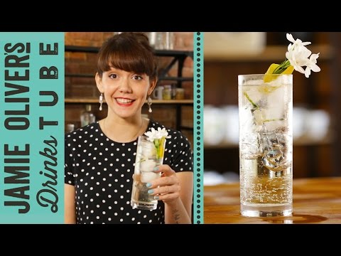 St. Germain Cocktail | Camille Vidal
