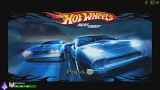 Hot Wheels: Beat That! (Wii) - Full Playthrough [Part 1/4]