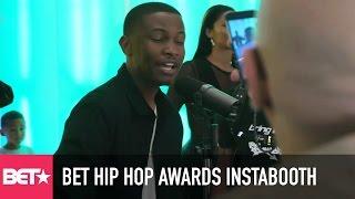 2016 BET Hip Hop Awards Instabooth: Nick Grant