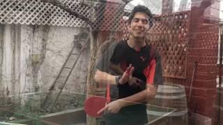 Tutorial de como remachar en el ping pon - Cristian Silva