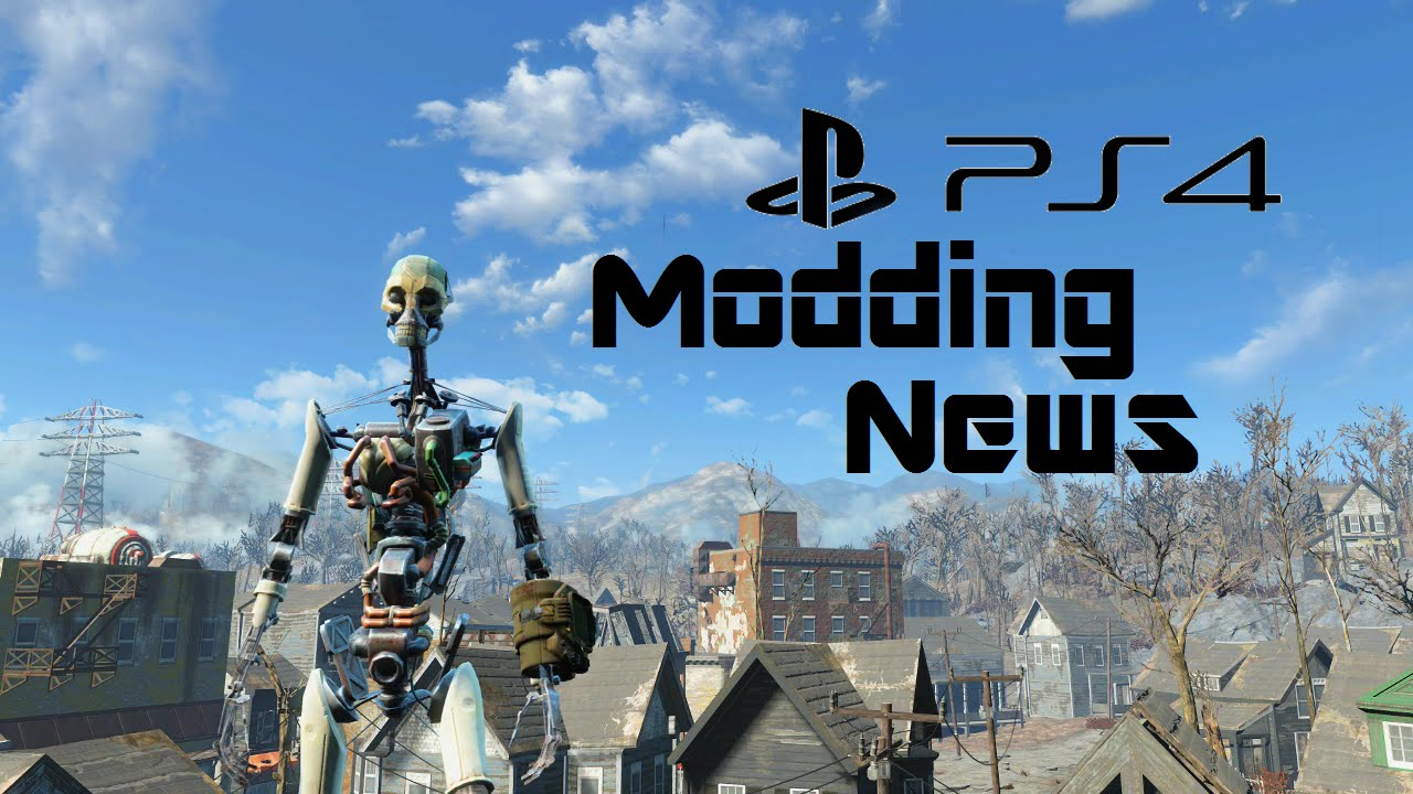 Fallout 4 Mods Ps4
