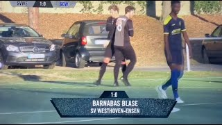 Men s Soccer RM LM F Barnabas Blase Germany Highlights Recruit 2020