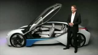 BMW i8 Original Launch Video World Premiere 2011 CARJAM TV