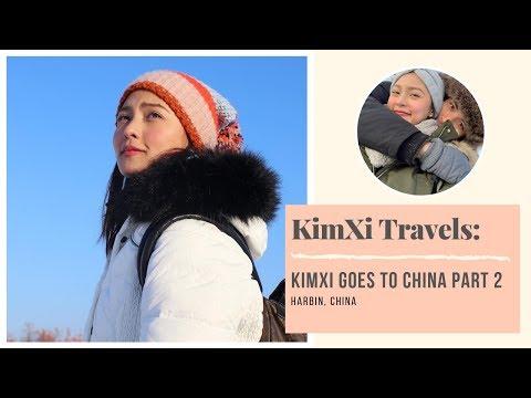 Explore CHINA with Kim Chiu & Xian Lim PART 2 | Harbin, China | Kim Chiu PH