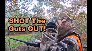 Awesome first deer hunt from a treestand: Tommy gets it done
