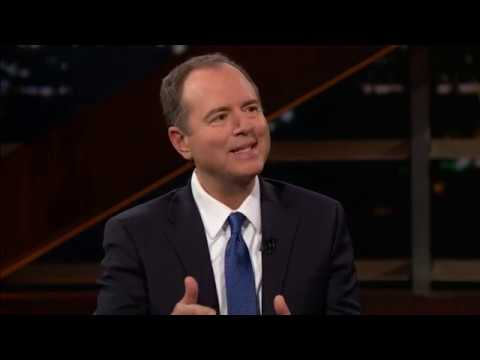 Rep. Adam Schiff: Any Living Adult 2020   Real Time with Bill Maher (HBO)