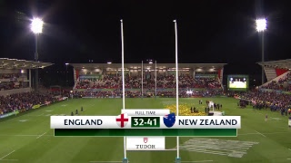Women's Rugby World Cup Final - England v New Zealand - LIVE