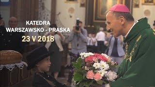 Msza św. w intencji Krajowej Izby Kominiarzy (23 V 2018 r.)
