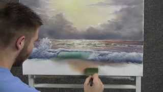 Pastel Morning Wave - Paint with Kevin Hill