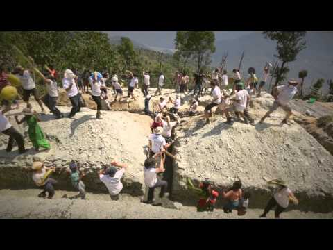 Harlem Shake - Guy's Trust in Nepal