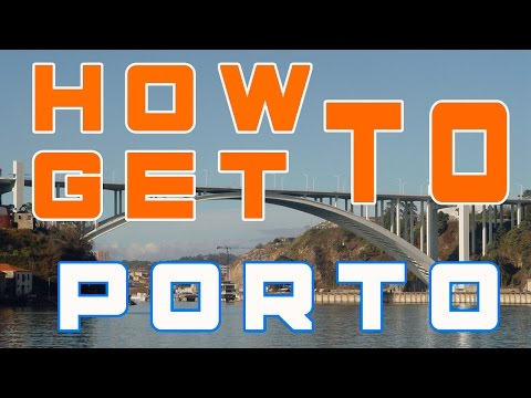 How to get from Lisbon to Porto ?