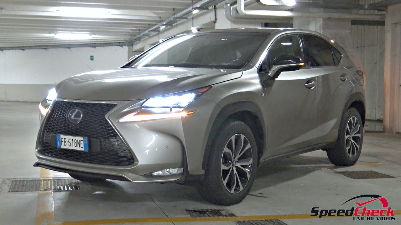 2017 lexus nx 300h f sport full walkaround start up engine sound youtube. Black Bedroom Furniture Sets. Home Design Ideas