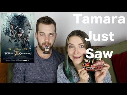 Pirates of the Caribbean: Dead Men Tell No Tales - Tamara Just Saw