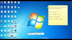 How to Turn Off Sleep Mode Windows 7 quickly