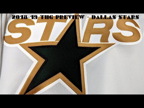 2018-19 Dallas Stars Season Preview