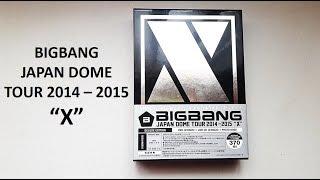 "Baixar BIGBANG JAPAN DOME TOUR 2014-15 ""X"" Deluxe Edition"