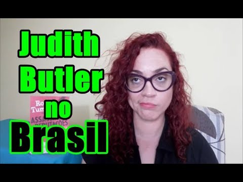 Judith Butler no Brasil