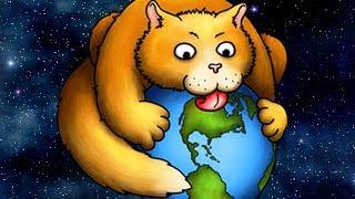 КОТ ПОЖИРАЕТ ВСЕ ВОКРУГ ► Tasty Planet Forever |1| Прохождение