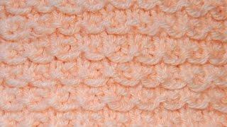 TUTORIAL tecniche maglia: Punto operato a ondine