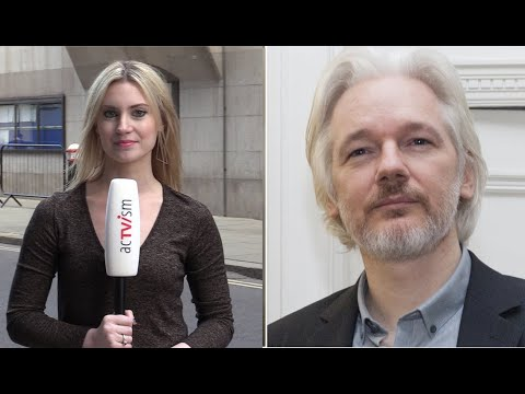 Assange Update: Medical Experts Testify On Assange's Mental Health