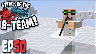 "Minecraft - Attack Of The B-Team Ep 50 - ""Bounce Bounce BOUNCE BOUNCE!!!"" (B-Team Modpack)"
