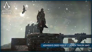 assassin s creed rogue   launch trailer anz