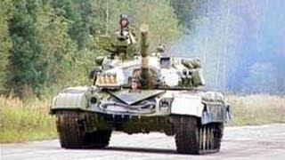 Взрыв танка Т-72 на полигоне под Хабаровском.